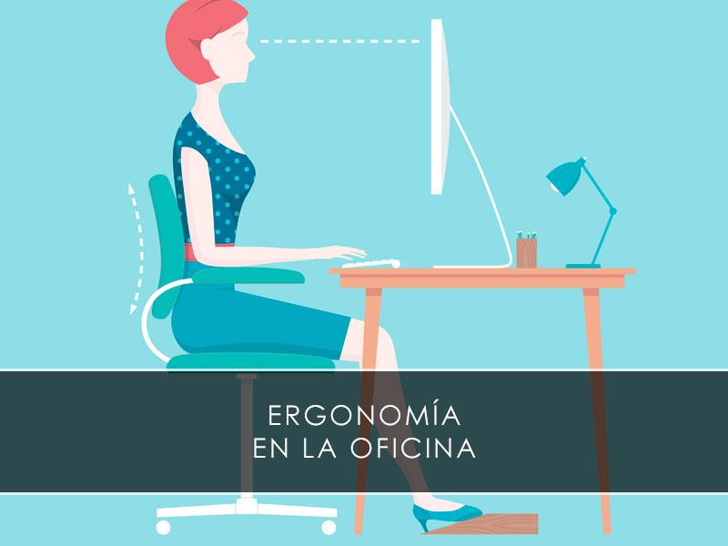 ergonomia en la oficina con Novages