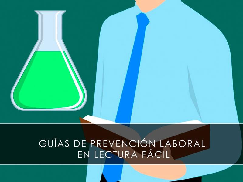 Guías de prevención laboral en lectura fácil