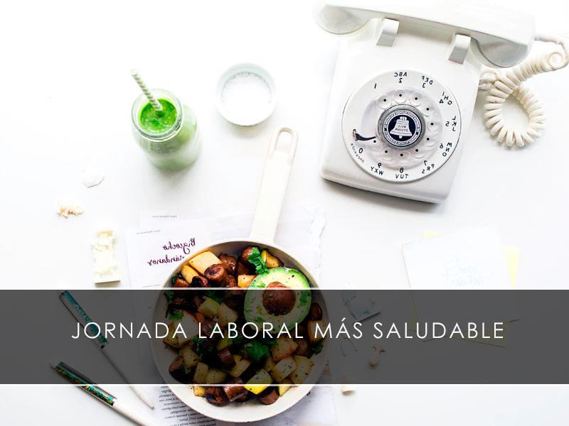 Jornada laboral más saludable