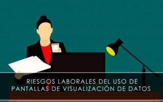 pantallas de visualización de datos y riesgos laborales