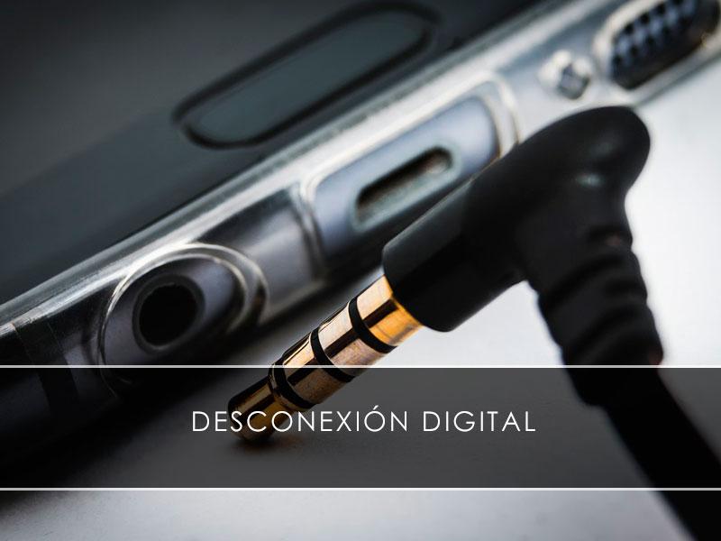 desconexión digital con Novagés