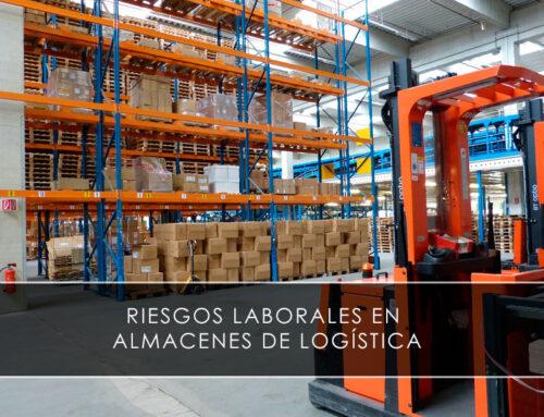 Riesgos laborales en almacenes de logística