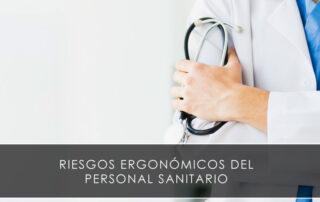 riesgos ergonómicos del personal sanitario - Novagés
