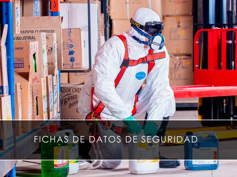 Fichas de Datos de Seguridad - Novagés