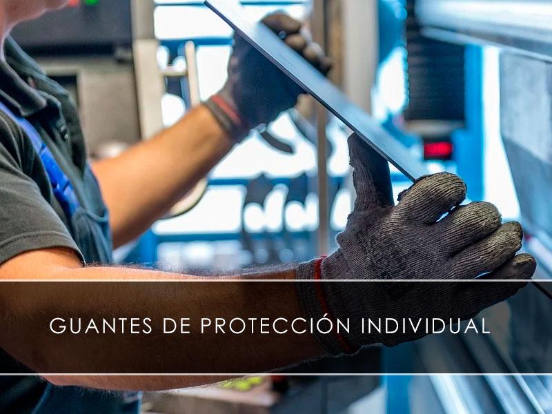 guantes de protección individual - Novagés
