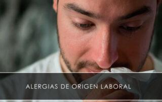 Alergias de origen laboral - Novagés