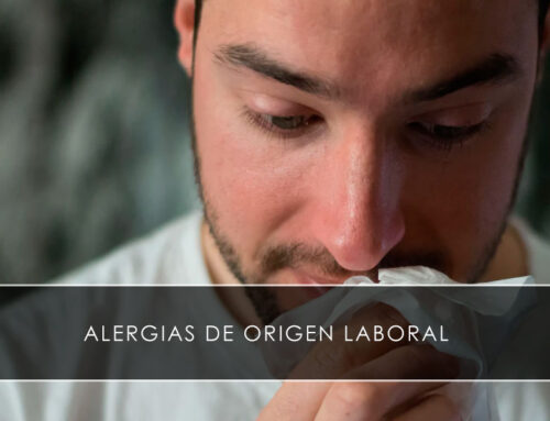 Alergias de origen laboral