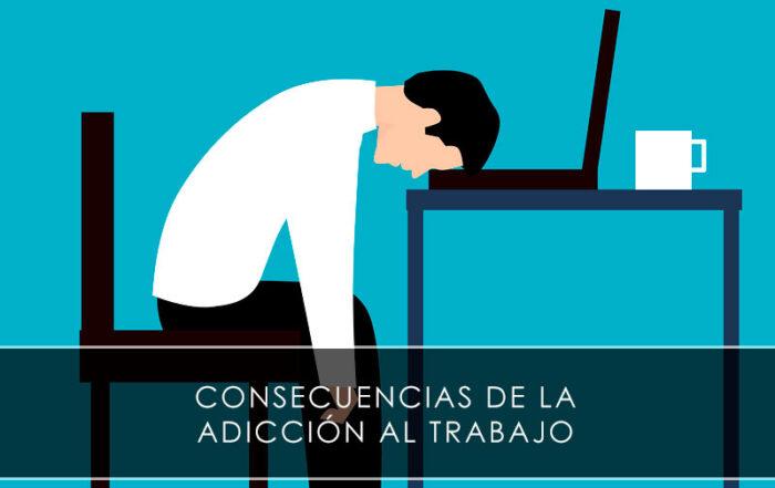 Consecuencias de la adicción al trabajo - Novagés