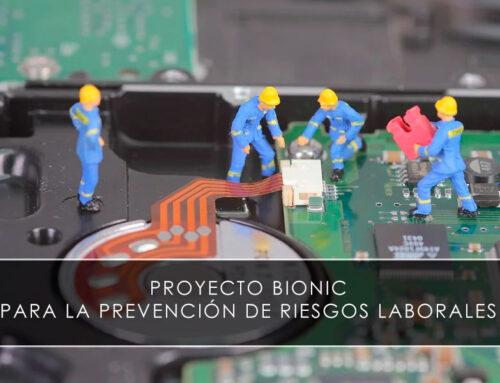 Proyecto Bionic para la prevención de riesgos laborales