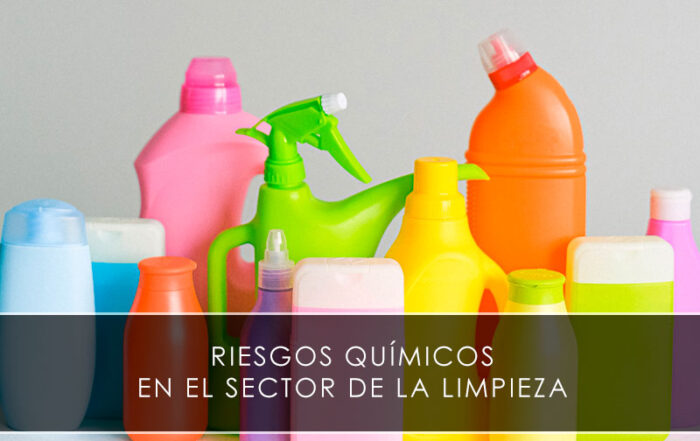 Riesgos químicos en el sector de la limpieza - Novagés