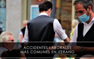 Accidentes laborales más comunes en verano - Novagés