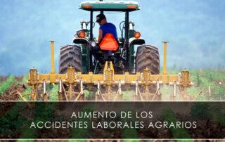 Aumento de los accidentes laborales agrarios - Novagés