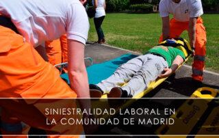 Siniestralidad laboral en la Comunidad de Madrid - Novagés
